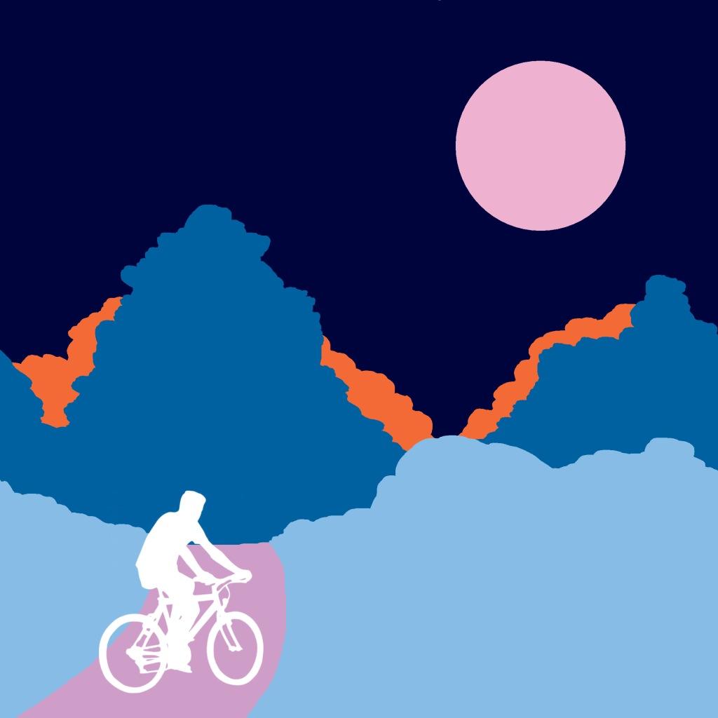bicicletta-luna